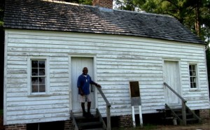 Crockett-Miller Slave Quarters