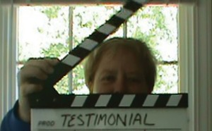 Testimonial for Denise Wakeman's VIP Mentoring Program