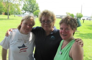Left to Right: Wendy Card, Bobbi Waters, Laura Johnson