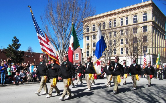 Sudan Shriners Parade