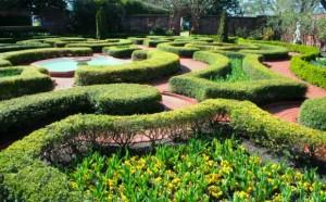 Latham Garden at Tryon Palace
