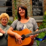 Bobbi Waters and Candy Foust of Sweetwater to perform at the Isaac Taylor Garden in New Bern, NC