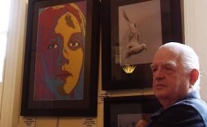 Artist Jon Derby