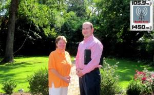 Laura Johnson and Jeffrey Odham
