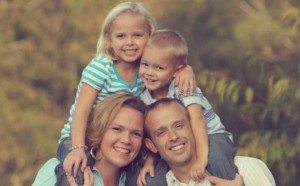Lisa Lowry and Family