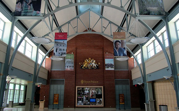 North Carolina History Center at Tryon Palace
