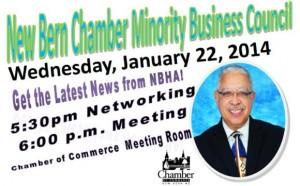 new bern chamber minority business council
