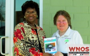 Laura Johnson and Bettye Goodman Green
