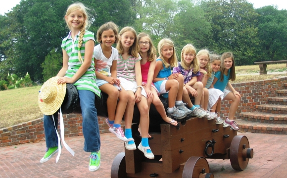 Tryon Palace Summer Camp