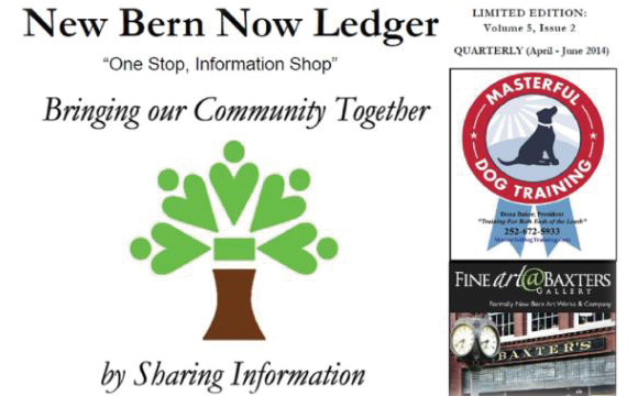 New Bern Now Ledger
