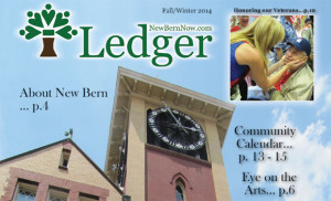 New Bern Now's Ledger magazine