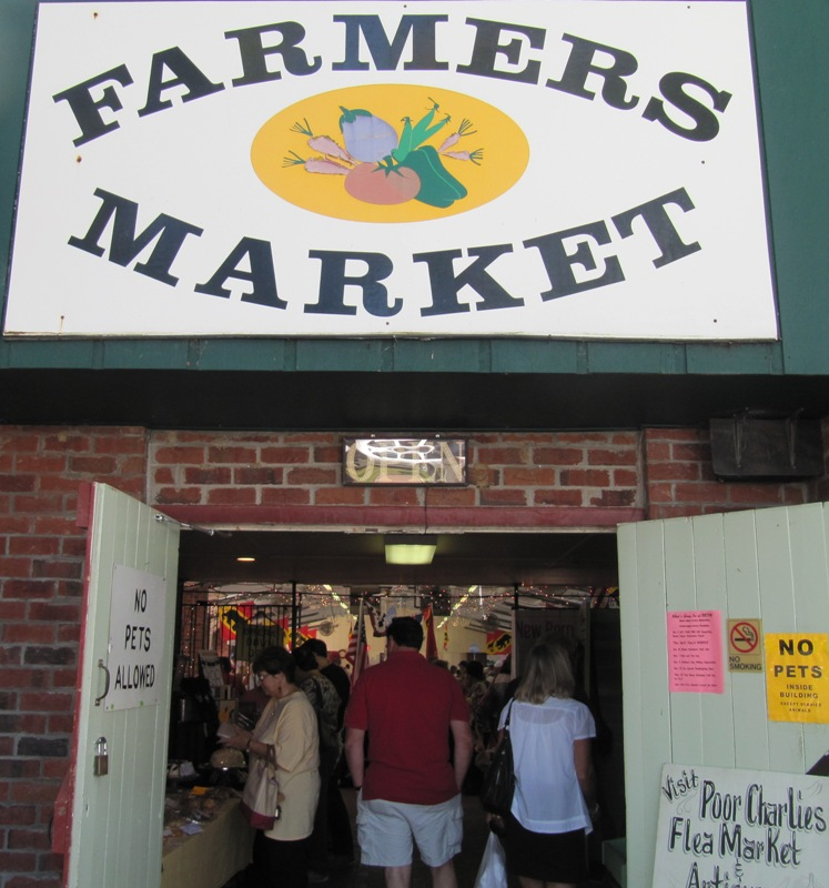 New Bern Farmers Market