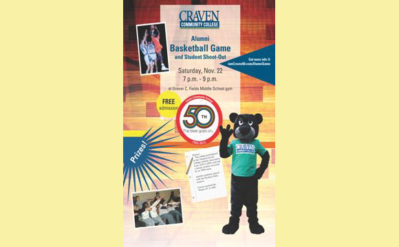 CCC Basketball Game
