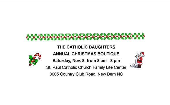 Annual Christmas Boutique
