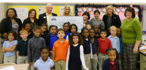 Trent Park Elementary and Keller Williams