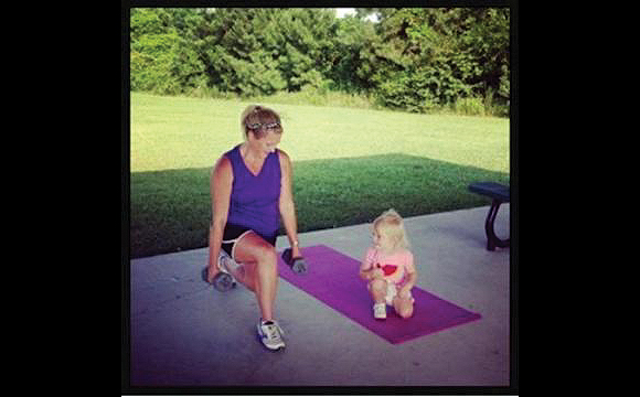 Kate Horney Workout for Kids