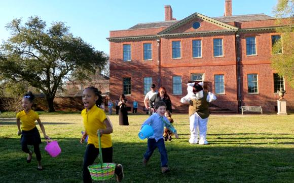 Easter Egg Hunt Tryon Palace