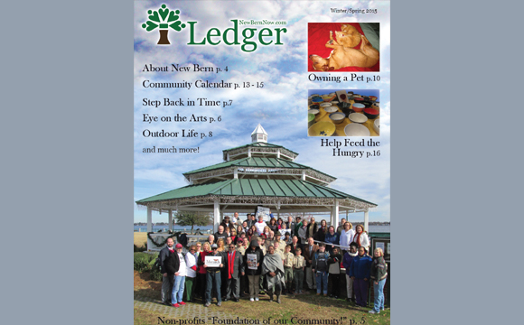 Ledger Magazine Deadline approaching