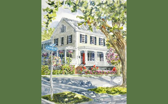 Spring Historic Homes and Gardens Tour