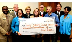 Craven Community College and Duke Energy