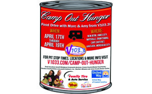Camp Out Hunger