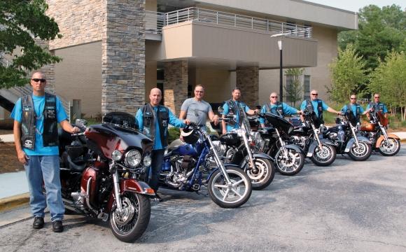 Veteran Enforcers Motorcycle Association