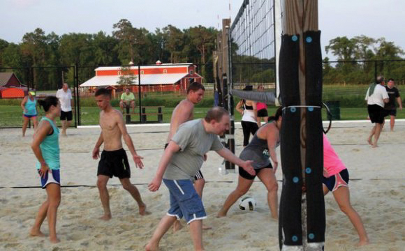 New Bern Volleyball