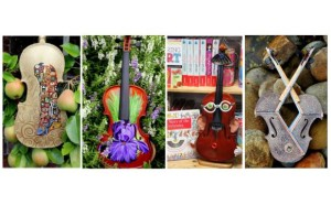 Spring Fling Violin Artists