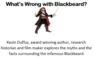 What's Wrong with Blackbeard
