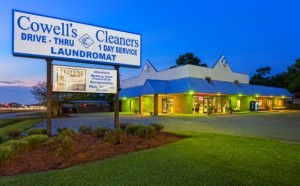 Cowell's Cleaners