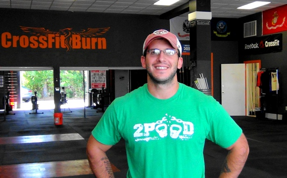 Spotlight Shines on CrossFit Burn