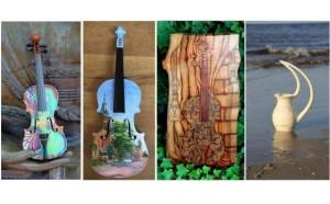 Art for New Bern String Fling