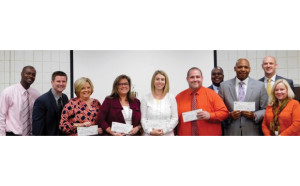 Bate Foundation Grant Recipients