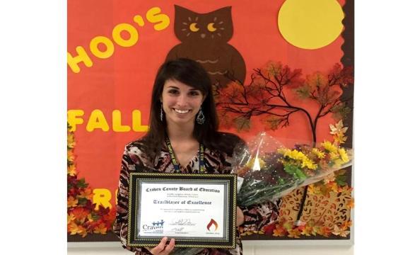 Spotlight on Teacher Melody Connor