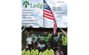 4th Qtr Ledger Magazine Cover