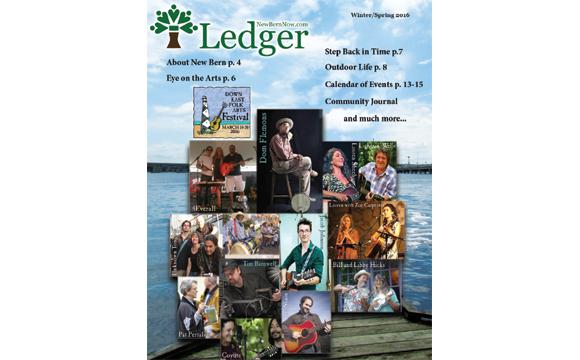 New Bern Ledger Magazine