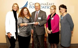 New Bern Get Your Pink On - CarolinaEast Foundation
