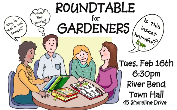 Roundtable for Gardeners