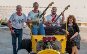 The Bears with Hot Rod