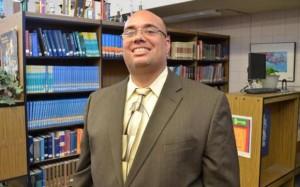 Teacher Jorge Benitez