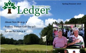 New Bern Ledger Magazine - 2nd Quarter 2016