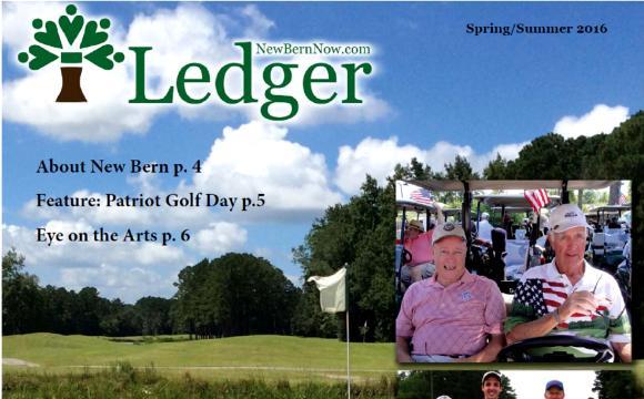 New Bern Ledger Magazine - 2nd Quarter 2016