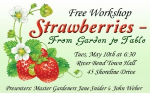 River Bend Community Garden - Free Workshop