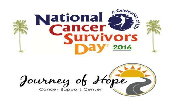 National Cancer Survivors Day 2016