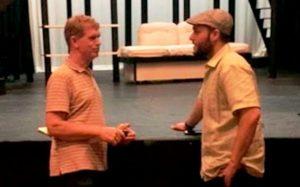 Terry Daniels and Blake Wiggs