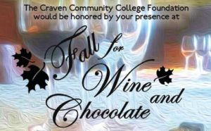 Fall for Wine and Cheese Event