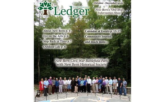 Ledger Magazine - 1st Qtr 2017 Deadline