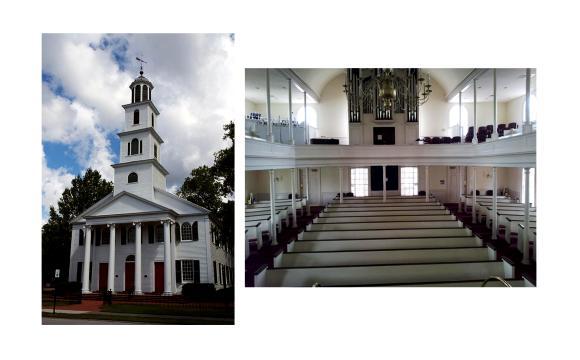 First Presbyterian Church New Bern