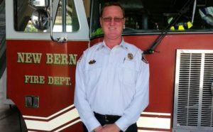 Fire Chief Bobby Boyd