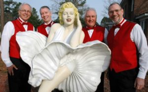 Southern Gentlemen Barbershop Chorus - Singing Valentine